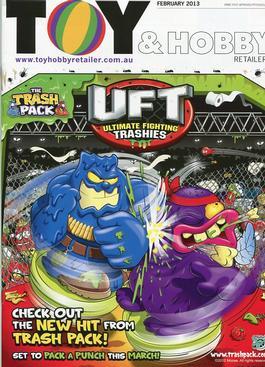 Toy & Hobby Retailer Magazine   from AU$79.00