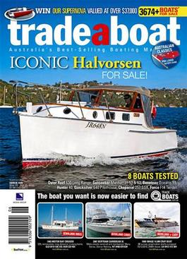 Trade-a-boat Magazine   from AU$103.95