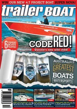 Trailer Boat Magazine   from AU$79.95