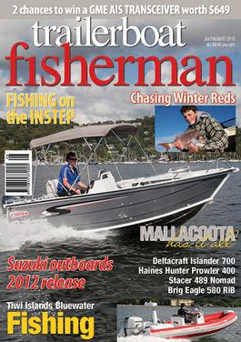 Trailerboat Fisherman Magazine   from AU$50.00