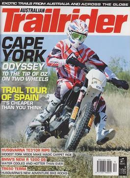Trailrider Magazine   from AU$40.00