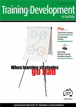 Training & Development Magazine   from AU$95.00