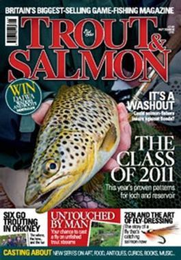 Trout & Salmon (uk) Magazine   from AU$102.00