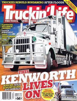 Truckin` Life Magazine   from AU$76.00