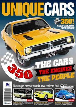 Unique Cars Magazine   from AU$95.00