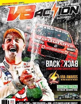 V8 Action Illustrated Magazine   from AU$40.80