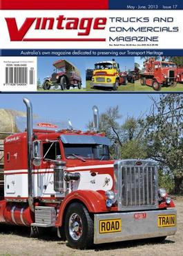 Vintage Trucks And Commercials Magazine   from AU$50.00