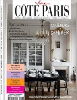 cote paris magazine