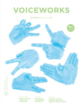 Voiceworks Magazine   from AU$36.00