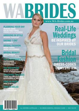 Wa Brides Magazine   from AU$12.95