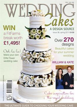 Wedding Cakes (uk) Magazine   from AU$67.00