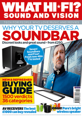 What Hi-fi Sound And Vision? Magazine - ShopSafe