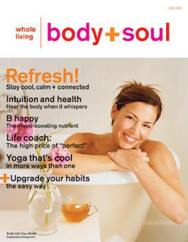 Whole Living - Body & Soul (usa) Magazine   from AU$151.00