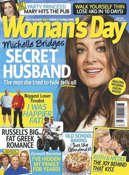 Woman`s Day Magazine   from AU$159.95