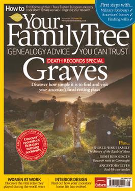 Your Family Tree (uk) Magazine   from AU$136.83