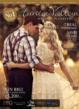 Your Hunter Valley Wedding Planner Magazine   from AU$44.90