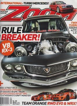 Zoom Magazine   from AU$91.00