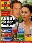 Das Goldene Blatt (germany) Magazine   from: AU 419.78