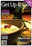 Get Up & Go Magazine   from: AU 20.00