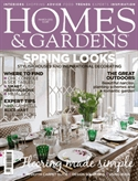 Homes & Gardens (uk) Magazine   from: AU 205.63