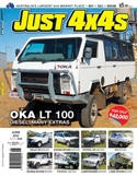 Just 4x4s Magazine   from: AU 60.00