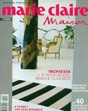 Marie Claire Maison (italy) Magazine   from: AU 173.00