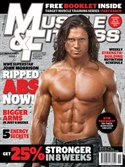 Muscle & Fitness Australian Edition Magazine   from: AU 89.00