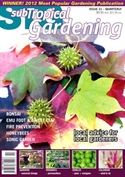 Subtropical Gardening Magazine   from: AU 35.80