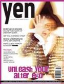 Yen Magazine   from: AU 49.00