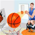 """""""Slam Dunk Toilet Basketball Game """" from: NZ29.95"""