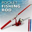 Pocket Fishing Rod  from: AU$49.95