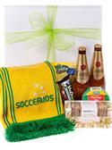 Australian Socceroos $10 Off - Beer Hamper  from: AU$69.95