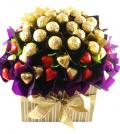 Flowers Of Ferrero Rocher - Mothers Day Hamper  from: AU$82.95