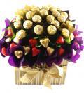 Flowers Of Ferrero Rocher - Mothers Day Hamper  from: AU$82.95
