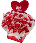 Love Heart - Valentines Hamper  from: AU$65.00