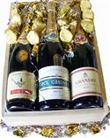 Trio Of France - Wine Hamper  from: AU$201.00