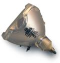 Osram Sylvania Vip-011/05 Bulb Only For Projection Tv P-vip 120-132/1.0 P22h  from: USD$85.94