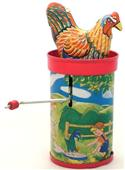 Tin Toy Crowing Rooster from: AU$14.95