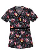 """Cherokee """"mickey Valentine Party"""" Mock Wrap Top  from: USD$24.48"""