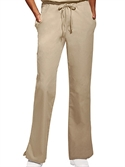Cherokee Workwear Petite Flare Leg Drawstring Pant  from: USD$15.98