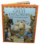 Great Explorers Pop Up Board Games Book from: AU$29.95