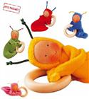 Kathe Kruse Rainbow Baby Teething Doll from: AU$25.95