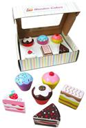 Wooden Cakes Toy Play Set from: AU$17.95