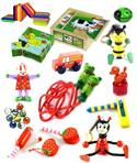 Wooden Toy Party Birthday Gift Packs from: AU$49.95