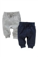 Joggers Two Pack (0-18mths)