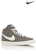 Nike Grey Bruin Mid