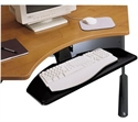 Bush Articulating Keyboard Shelf, Galaxy  from: USD$149.99