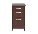 Bush Envoy 3-drawer File, Mocha Cherry  from: USD$169.99