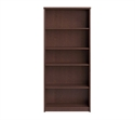 Bush Envoy Bookcase, Mocha Cherry  from: USD$169.99