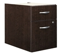 Corsa Collection, 3/4 Pedestal, Mocha Cherry  from: USD$179.99